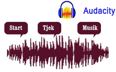 Audacity – Indsæt etiketter (bogmærker) i en lydfil