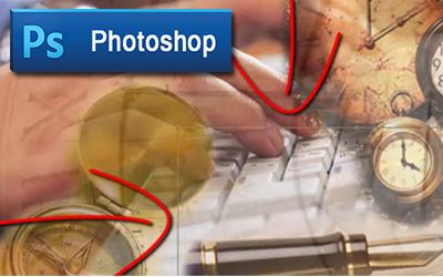 Photoshop – Tilpas billede på et lag