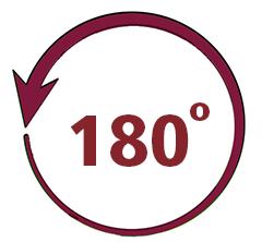 Excel – Marker og hurtig indtastning og roter 180 grader
