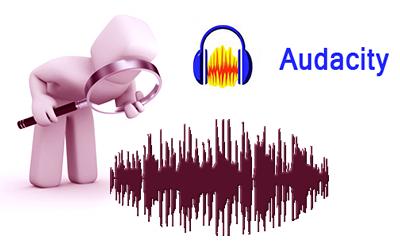 Audacity – Forstør lydspor, så de er lettere at se