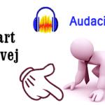 Audacity – Genvejstaster