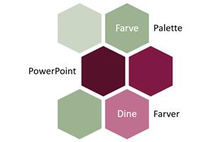 PowerPoint – Opret din egen farvepalette