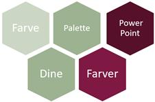 Opret din egen farvepalette i PowerPoint
