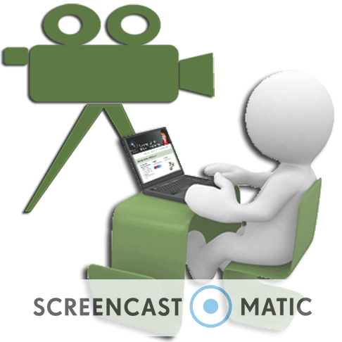 Screencast-O-Matic – Justér lydniveau